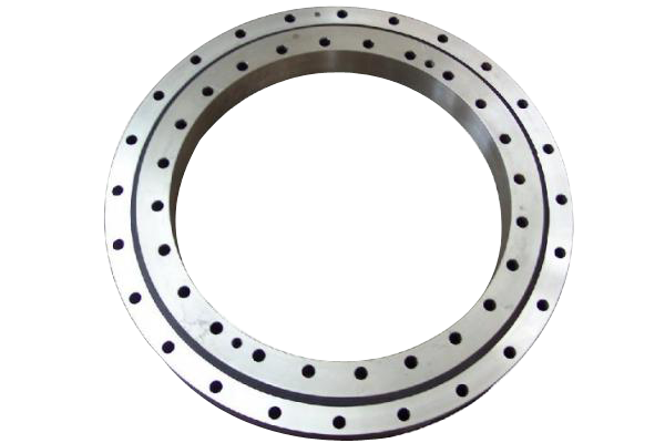 Single-row Four Point Contact Ball Type Slewing Bearing (Non-gear type)