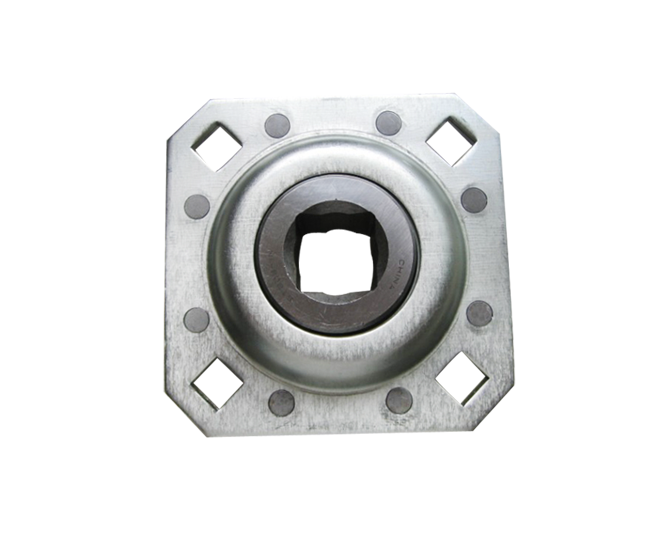 Flanged Disc Units-Square Bore