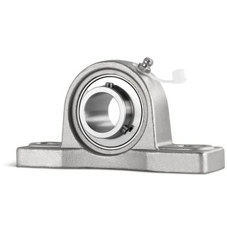 Stainless Housings With Bearing Inserts Made Of Stainless Steel